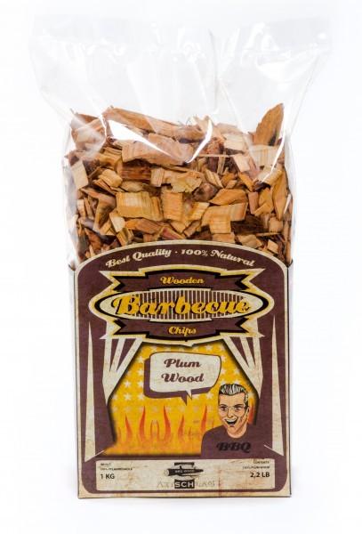 Wood Smoking Chips Plum - Pflaume