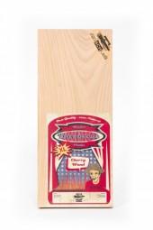 Wood Planks Cherry - Kirsche XL 400 x 170 x 13 mm 3 er Pack