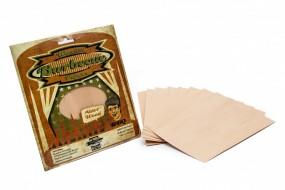 Wood Papers Alder - Erle -190x150 8 er Pack