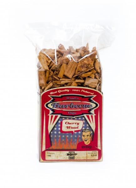 Wood Smoking Chips Cherry - Kirsche