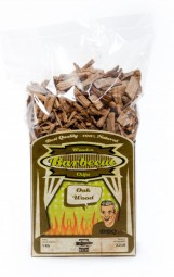 Wood Smoking Chips Oak - Eiche