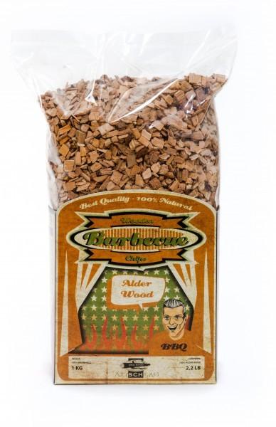 Wood Smoking Chips Alder - Erle