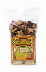 Wood Smoking Chips Walnut - Walnuss