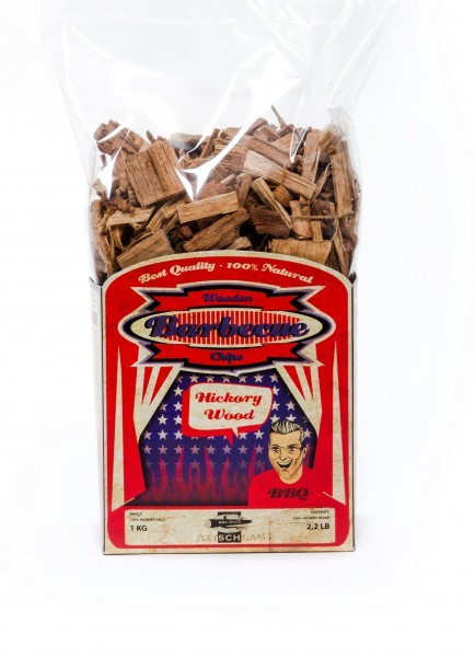 Wood Smoking Chips Hickory