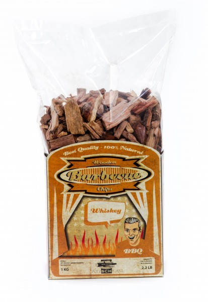 Wood Smoking Chips Whisky - Eiche