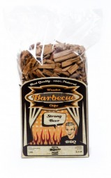 Wood Smoking Chips Strong Beer - Eiche