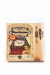 Wood Planks Western Red Cedar - Rote Zeder XS 4 er Pack