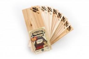 Wood Planks Wester Red Cedar 8 er Pack