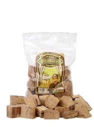 Wood Chunks Oak -Eiche