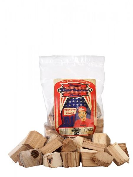 Wood Chunks Hickory