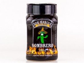 Don Marco's Sombrero Rub