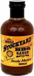 Stockyard BBQ Sauce Smoky Mustard
