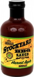 Stockyard Harvest Apple BBQ Sauce