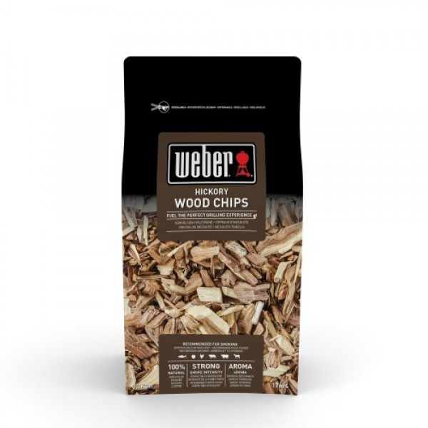 Räucherchips Hickory, 700 g