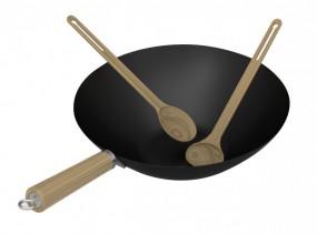 Culinary Modular Wokpfanne
