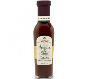 Mesquite Steak Sauce 330 ml