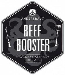 Beef Booster - BBQ-Rub Tüte, 250 Gramm