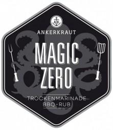 Magic ZERO - Rub OHNE ZUCKER Tüte, 250 Gramm