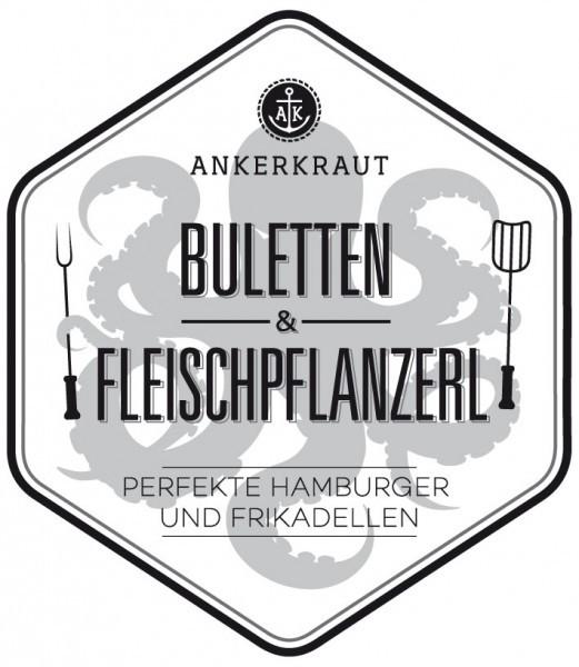 Buletten & Fleischpflanzerl (Frikadellen) Gewürz Tüte, 250 Gramm
