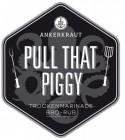 Pull that Piggy, BBQ-Rub, 200gr im Streuer
