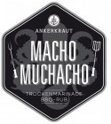 Macho Muchacho, BBQ-Rub, 200gr im Streuer