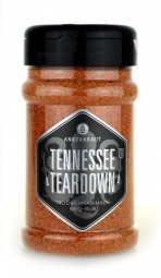 Tennessee Teardown, BBQ-Rub, 200gr im Streuer
