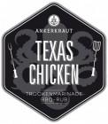 Texas Chicken (Wings & Hähnchen), 200gr im Streuer