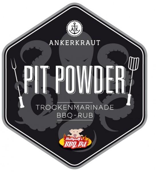 Pit Powder, 200 Gramm im Streuer