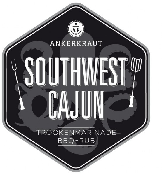 Southwest Cajun Tüte, 250 Gramm