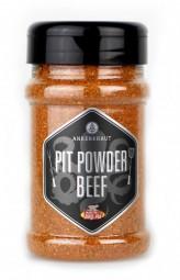Pit Powder, Beef Streuer, 210 Gramm