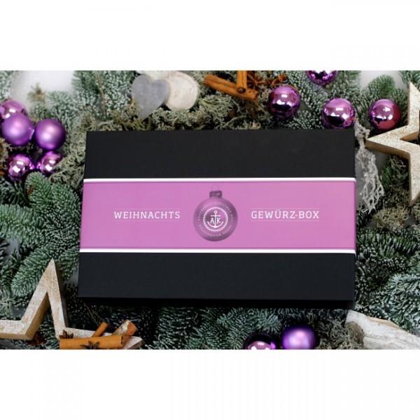 Geschenkset 'Weihnachten' Lila