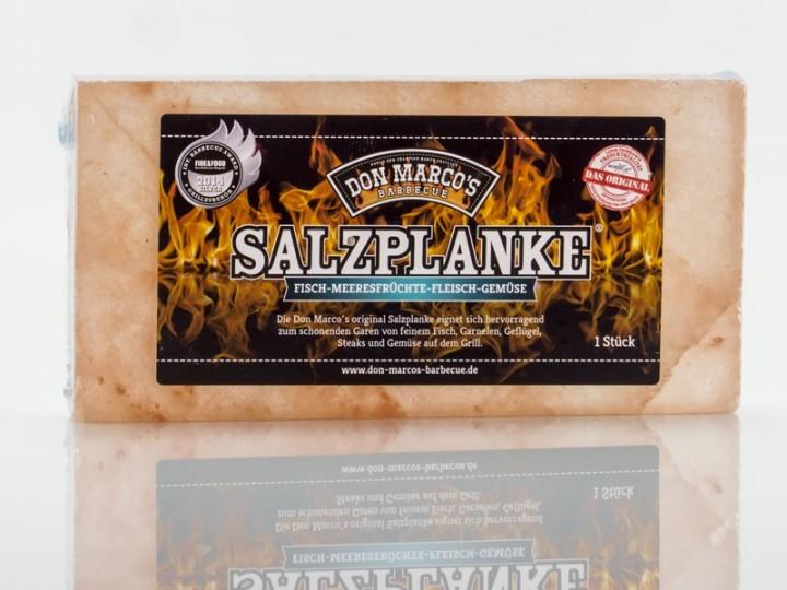 Salzplanke 20 x 10 x 2 cm