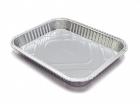 Aluminiumtropfschale - 3er Pack