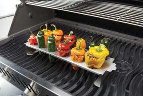 Edelstahl Halterung für Gemüse