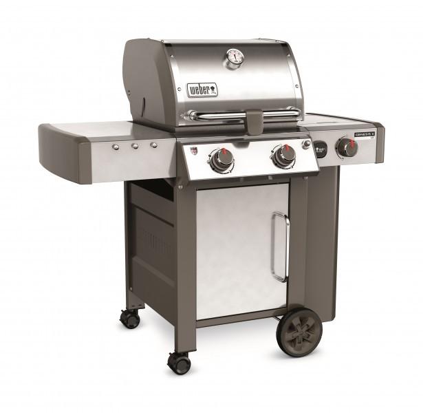 Genesis® II LX S-240™ GBS™, Edelstahl