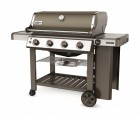 Genesis® II E-410™ GBS™, Smoke Grey