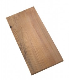 Zedernholz Räucherbrett