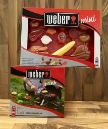 Für die jungen Grillmeister Weber Smokey Joe
