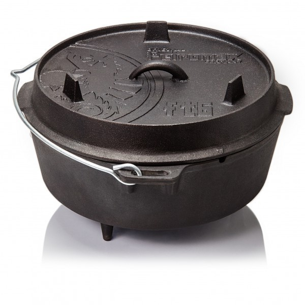 Feuertopf (Dutch Oven) ca. 11,5 l FT12