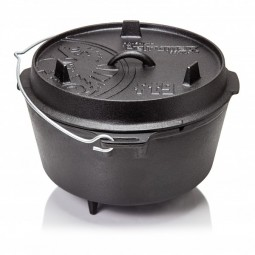 Feuertopf (Dutch Oven) ca. 8,0 l ft9