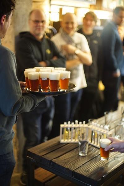Craft Beer meets American BBQ