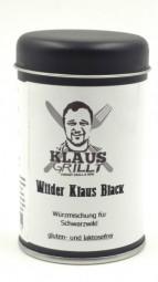 Wilder Klaus Black 100 g Streuer
