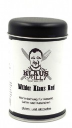 Wilder Klaus Red 100 g Streuer