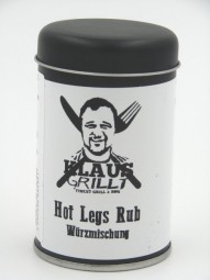 Hot Legs Rub 120 g Streuer