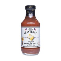 Old Texas BBQ Sauce 455ml