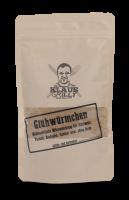 Klaus Grillt Glühwürmchen im Beutel