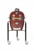 Monolith Grill Junior Red (mit Gestell)