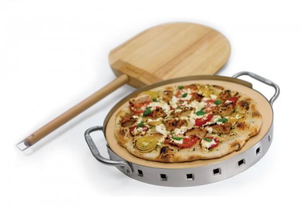 Broil King Pizzastein-Set Premium Ø 33 cm x 1,2 cm