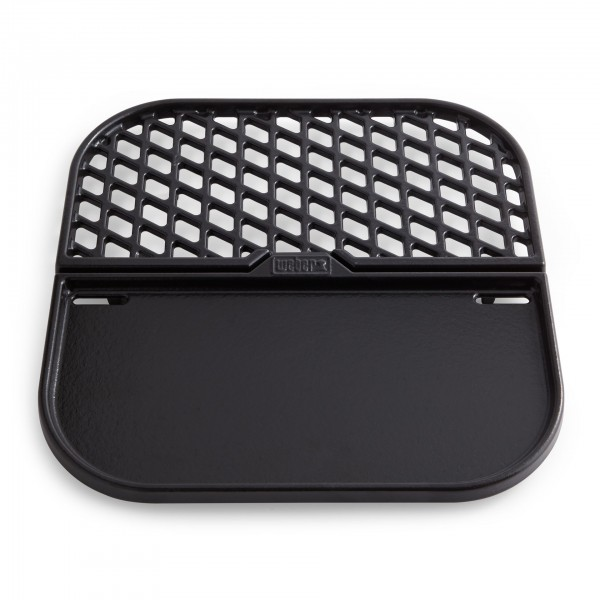 Weber 2in1 Sear Grate & Grillplatte - Gourmet BBQ System