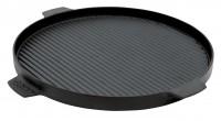 Big Green Egg Grillplatte aus Gusseisen für 2XL, XL, L